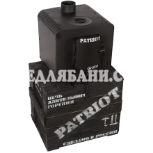 GrillD Patriot 200 (черный)